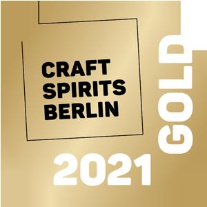 Craft Spirits 2021 GOLD